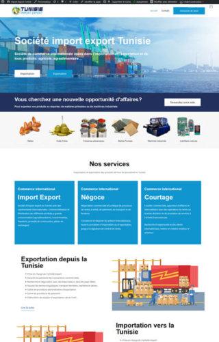 Import Export Tunisie